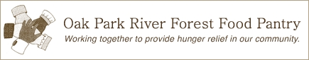 OPRF Food Pantry Logo