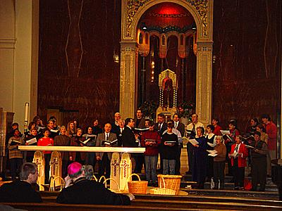 Ascension Choir