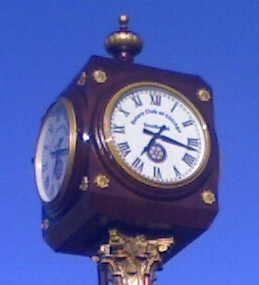 Rotary Clocktower