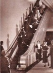 1930s Escalator