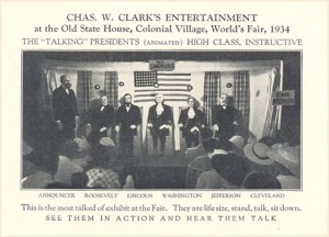 Animated Presidents