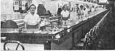 lunch counter - Trudel's Truth