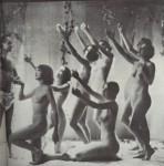 Dancers at the World Fair
