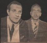 LJG and Yogi Roy