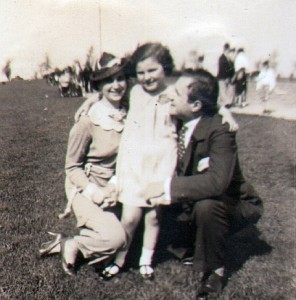 Trudel, Flora Mae and LJG