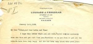 LJG Letter 1-1--36 b letterhead